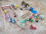 Playmobil lote mini - foto