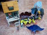 Playmobil lote fantasma piratas. - foto
