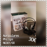 Auriculares philips - foto