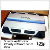 Amplificador Infinity - foto