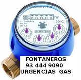escape de gas-agua-fontaneria 24h - foto