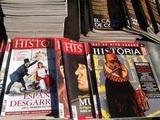 LOTE DE REVISTAS DE HISTORIA - foto