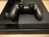 consola ps4 fat de 500gb - foto