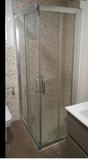 Montaje de mamparas de cuarto de baño - foto