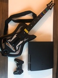 Ps3 256 gb, 8 juegos, cables y 2 mandos - foto