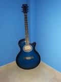 Guitarra acÚstica - foto