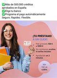 ¡APROBACION INMEDIATA DE 1000 EUROS! - foto