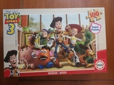 superpuzzle de toy story 3. - foto