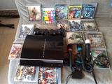 vendo PS3 - foto