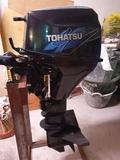 MOTOR FUERABORDA TOHATSU 9. 8CV 4T - foto