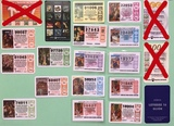 calendarios loteria - foto