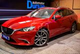 MAZDA - MAZDA6 2.2 DE AT LUXURY  PREM. CB WGN