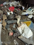 limpieza de diógenes/desinfección pisos - foto