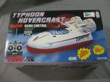 Vintage taiyo typhoon hovercraft - foto