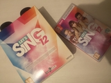 juego sing 12 switch - foto
