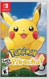 Pokemon Let\\\'s Go Pikachu - foto