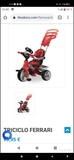Triciclo ferrary - foto