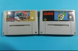 Street Fighter II y  Super Mario World - foto