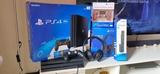PS4 Pro 1Tb con accesorios y PES2020 - foto