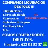 COMPRAMOS STOCK Y LIQUIDACIONES - foto