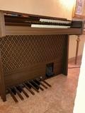 órgano eléctrico italiano - foto
