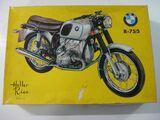 Vintage moto heller rico e:1/8 bmw r75-5 - foto