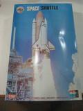 Vintage airfix space shuttle e:1/144 - foto