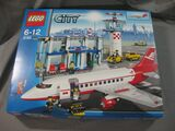 Lego city airport 3182 descatalogado - foto