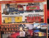 "tren escalectric \\\""WESTERN CLASSIC EXP - foto"