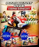 Mario kart live home circuit switch - foto
