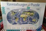 Puzzle 2000 piezas Ravensburger - foto