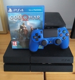 PS4 1TB + mando + GoW + regalo - foto