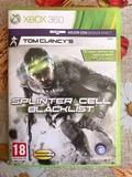Splinter Cell Black List para Xbox 360 - foto