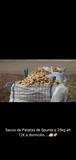 patatas Spunta 25 kilos - foto