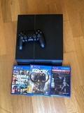 Sony playstation 4 - foto
