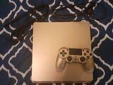 Playstation 4 slim 500gb+Un mando+Cables - foto