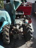 Remolque con tracción para motocultor - foto