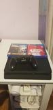 PS4 slim500GB+FIFA20 y Reinbow six+mando - foto