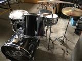 bateria musical jinbao - foto