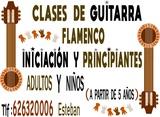 CLASES DE GUITARRA(FLAMENCO INICIACIÓN) - foto