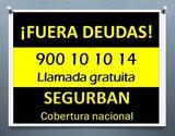 FUERA DEUDAS!! COBERTURA NACIONAL:  - foto