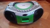 Minicadena con CD, MP3, WMA, Radio y Cas - foto