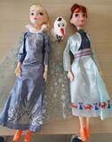 Muñecas elsa y ana frozen - foto