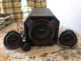 Equipo de musica Philips SPA5300 2.1 50W - foto