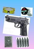PERFECTO PACK!! Beretta + accesorios - foto