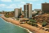 Postal almeria nº54 playa aguadulc  3257 - foto