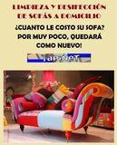 Tapinet: Limpieza de sofás y tapicerÍas - foto
