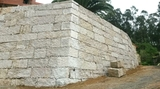 muros de piedra - foto