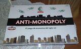 Juego de mesa anti-monopoly - foto
