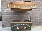 CASTAÑERA PARA CASTAÑAS ASADAS ALQUILER - foto